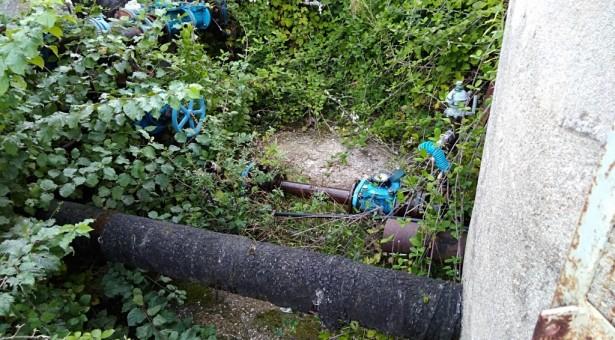 Ecco la soluzione per chiudere i pozzi contaminati, fornire acqua del Biferno alla parte bassa della città attraverso il partitore di San Vitale