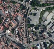 Riqualificazione casertana per il degrado urbano di Benevento.