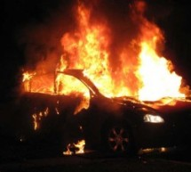 Incendiata l'auto del dirigente all'Urbanistica ma gli amministratori fanno finta di niente.
