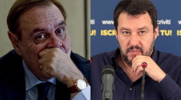 Pericolo PER i migranti: Salvini si complimenta con Mastella.