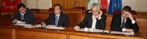 conferenza contro polocalzaturiero