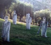 Mimmo Paladino abbandona l'Hortus Conclusus di Benevento?