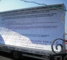 Lo scandalo di San Giorgio del Sannio in formato gigante.